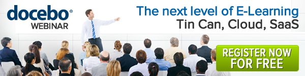Docebo Webinar for Customers - Join now for free!