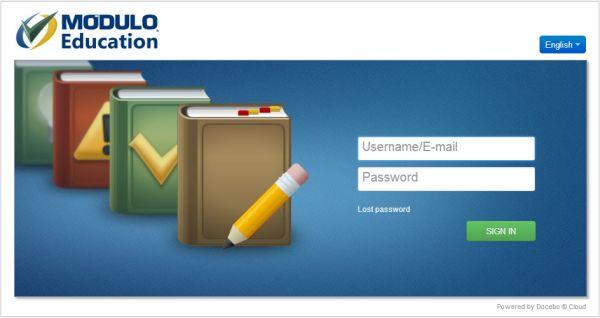 Modulo - Docebo E-Learning Platform