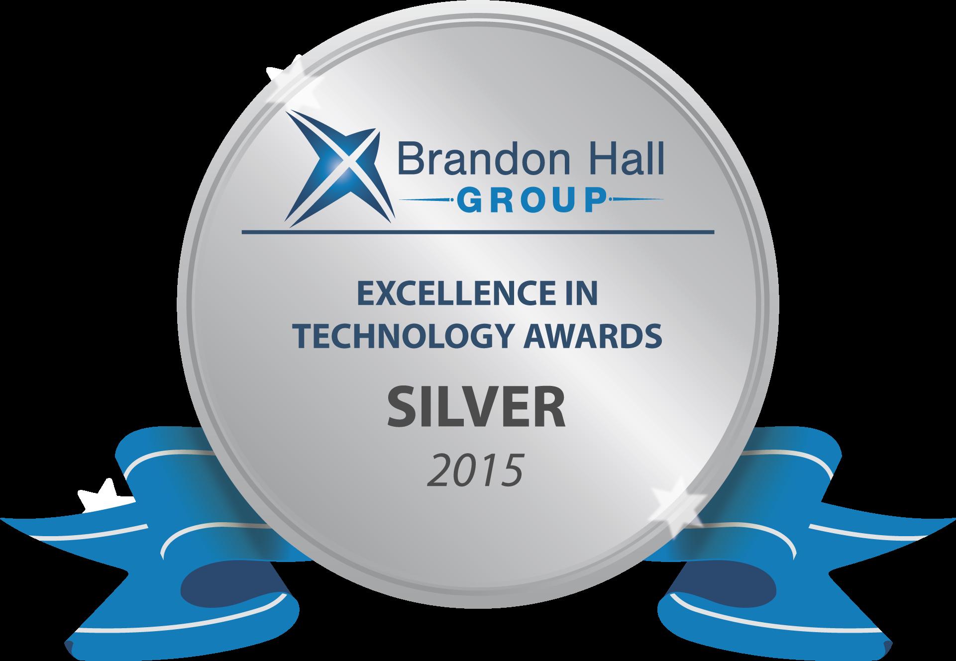 Silver Tech Award 2015