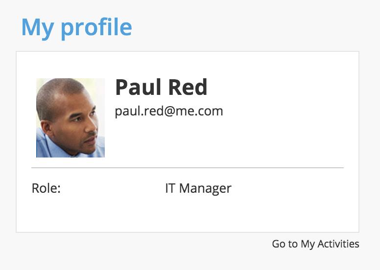 Users profile