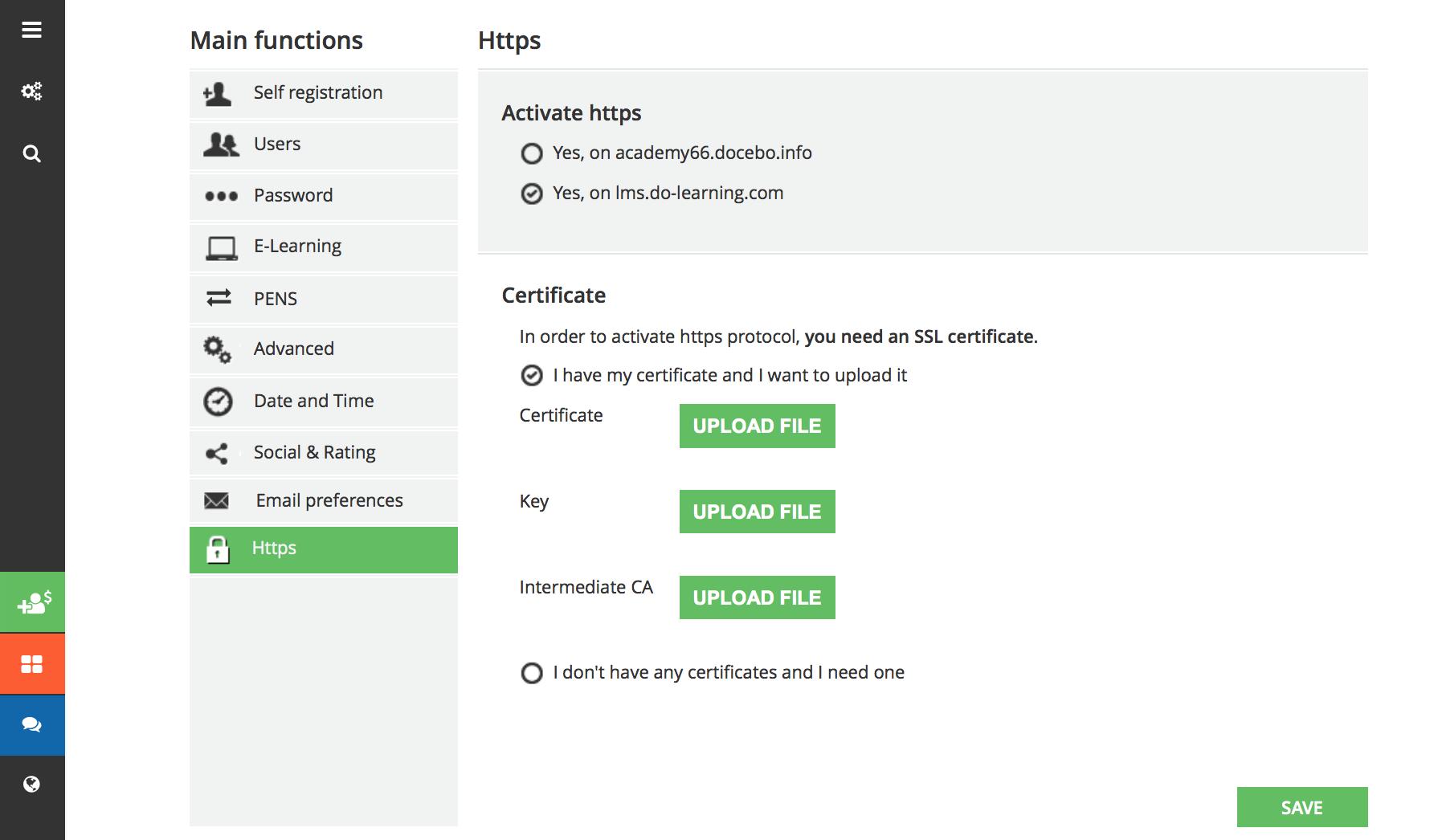 https certificate
