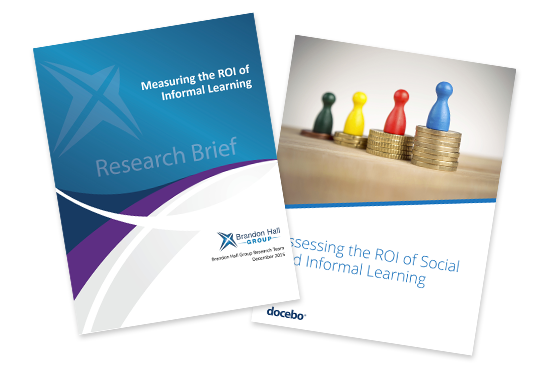 Measuring the ROI of Informal Learning