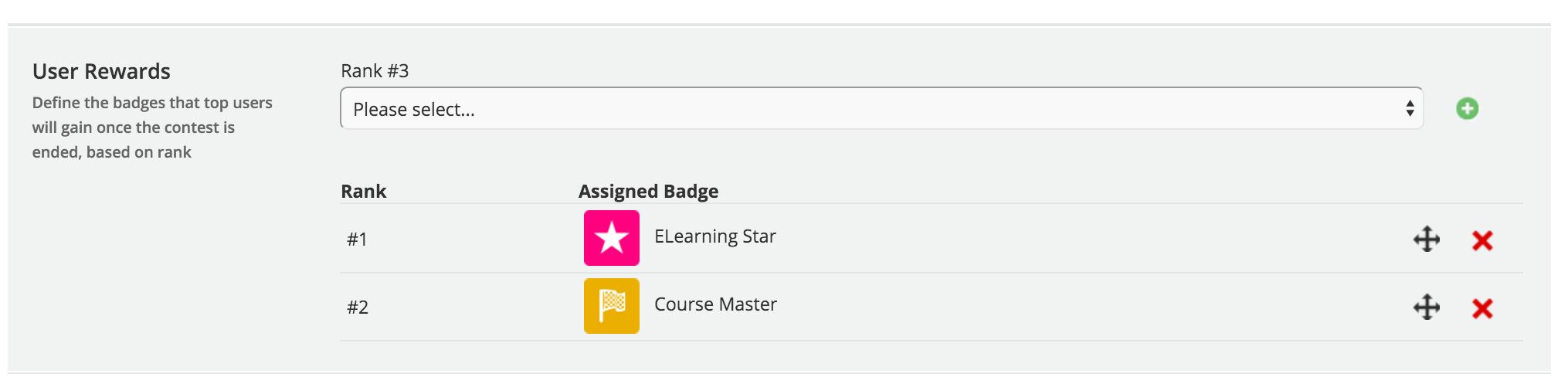 badges- contest