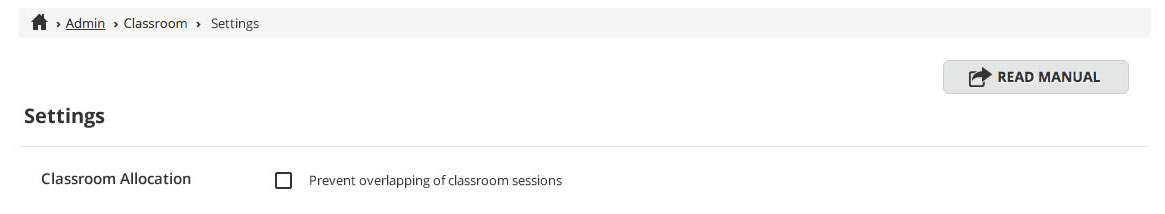 weekly changelog classroom settings