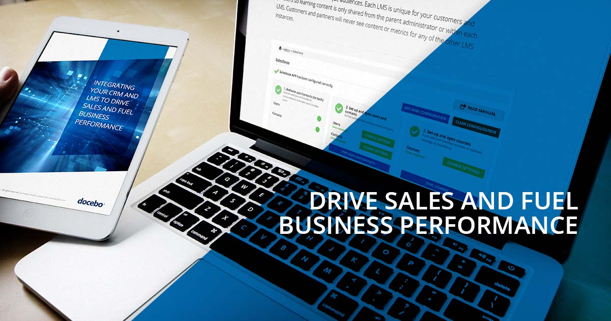 How a CRM+LMS Integration = Excellence in Extended Enterprise