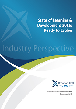 State of L&D 2016