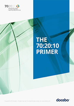 The 70:20:10 Primer