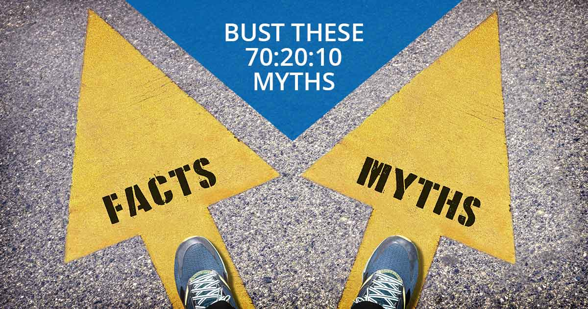 Ten Common Learning Myths That Might Be >> Blended Learning Myths You Shouldn T Fall Into The Trap Of