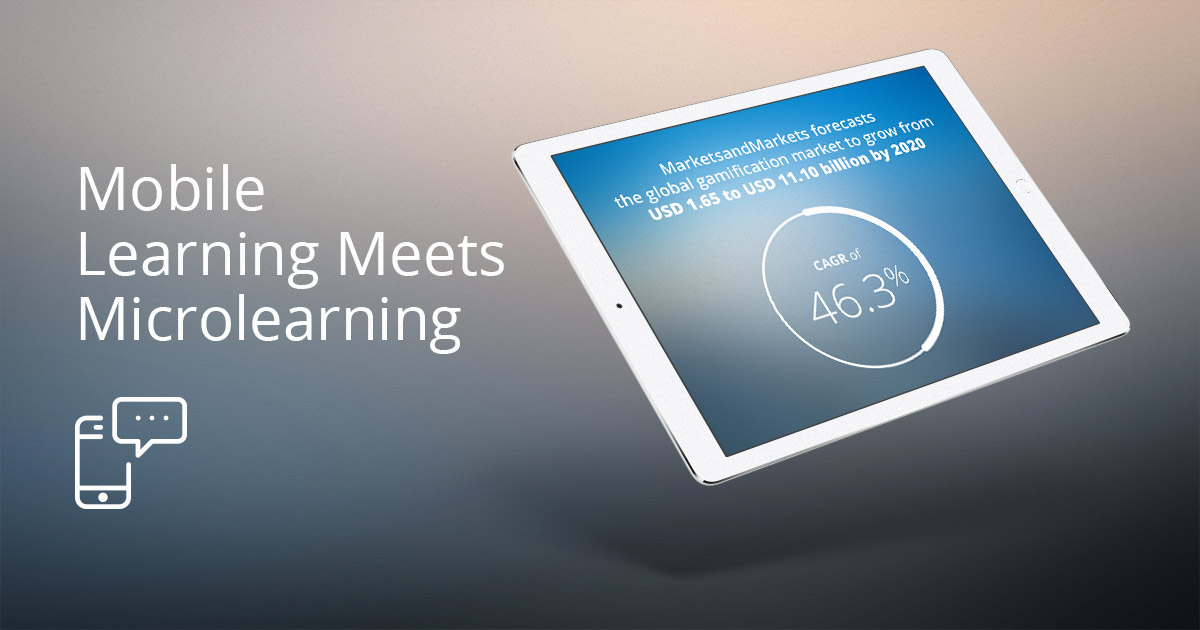 Mobile learning and microlearning