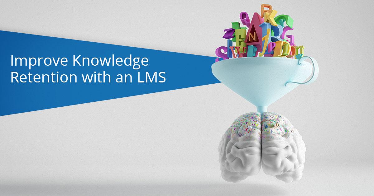 Knowledge Retention LMS