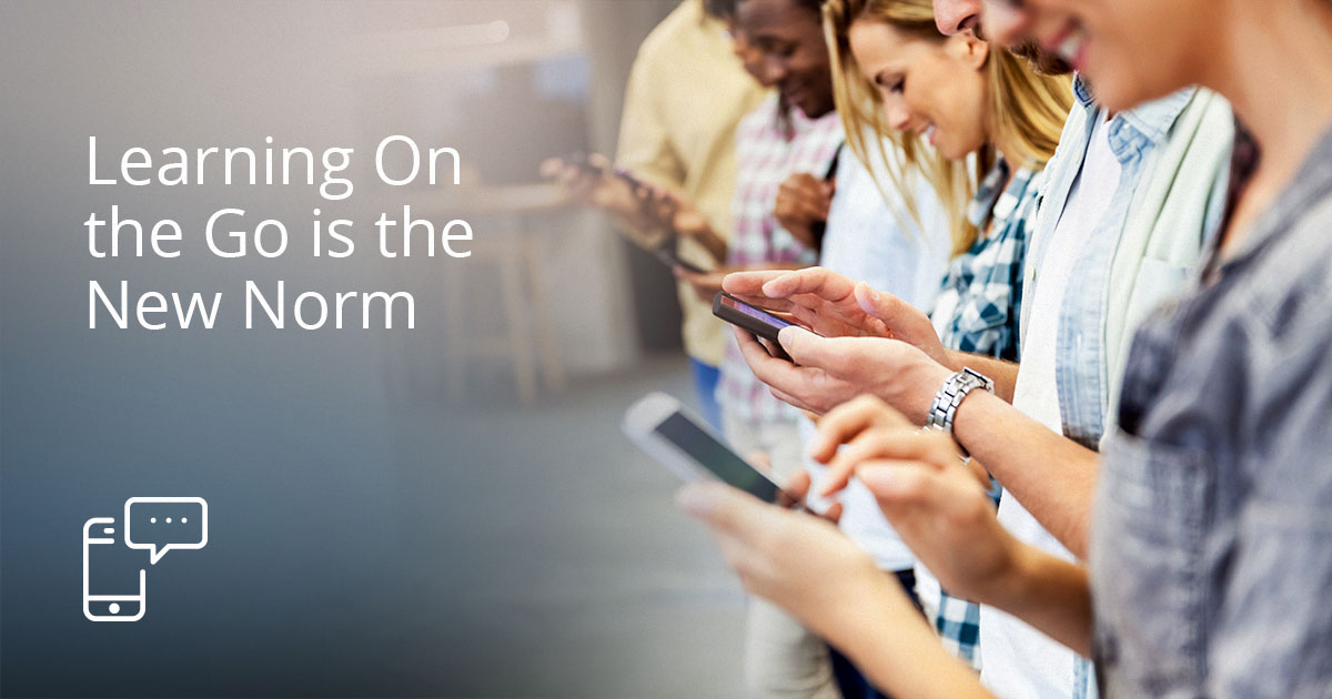 Why mobile learning is the new norm