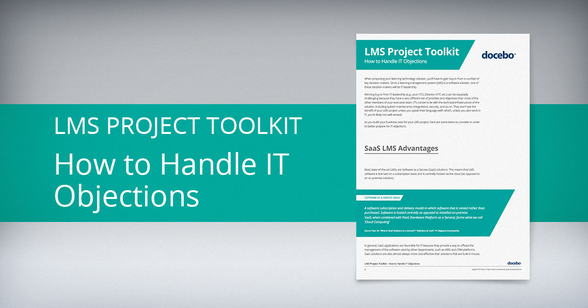 LMS Project Toolkit