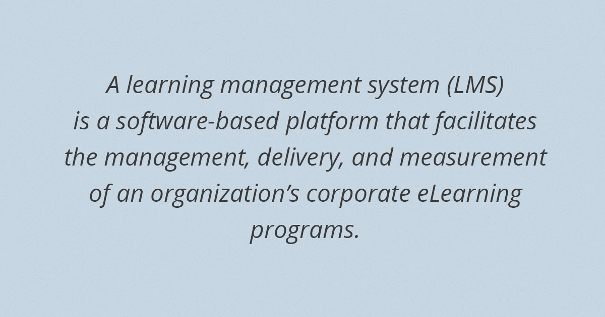 What Is A Learning Management System Or Lms Docebo