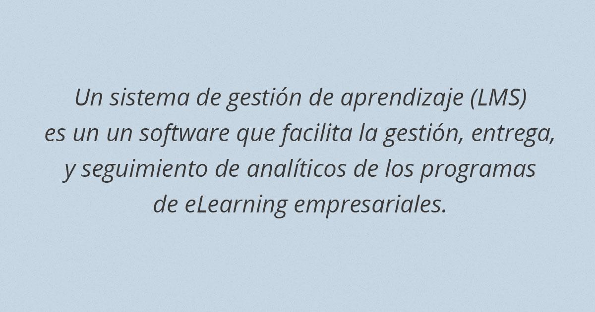 LMS Definition