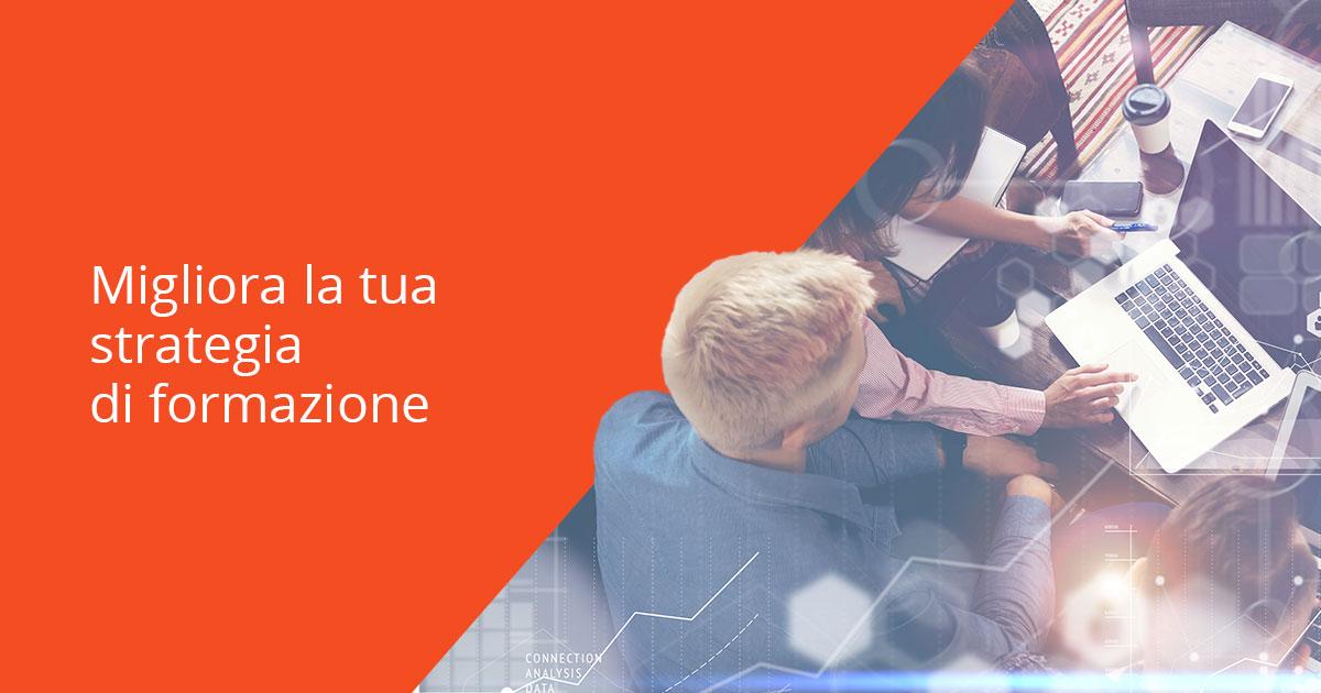 Una solida piattaforma e-learning ha un enorme impatto sull'efficacia di un programma di formazione aziendale. Un LMS, infatti, deve coinvolgere gli utenti, offrire esperienze formative senza soluzione di continuità e supportare il modo naturale di apprendere delle persone. Quali sono, dunque, le caratteristiche essenziali di un moderno LMS per la formazione aziendale?