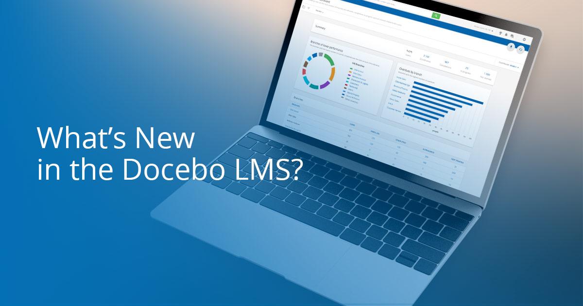Docebo July Release