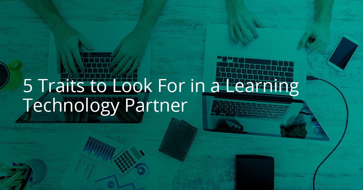 Learning Technology Partner