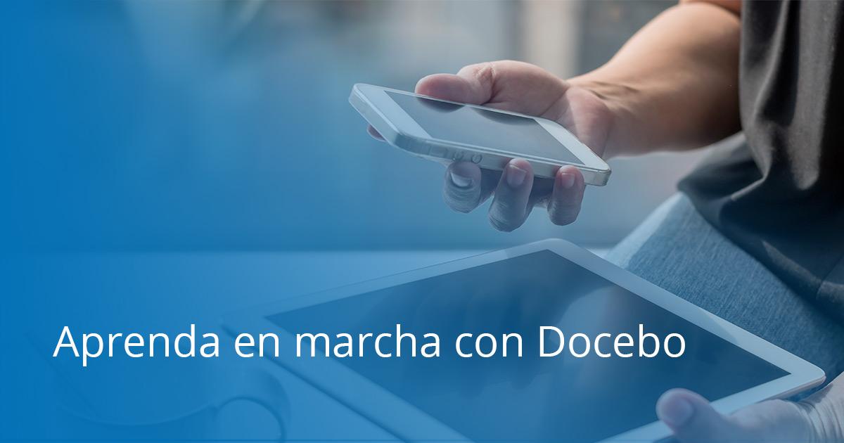 Docebo App móvil