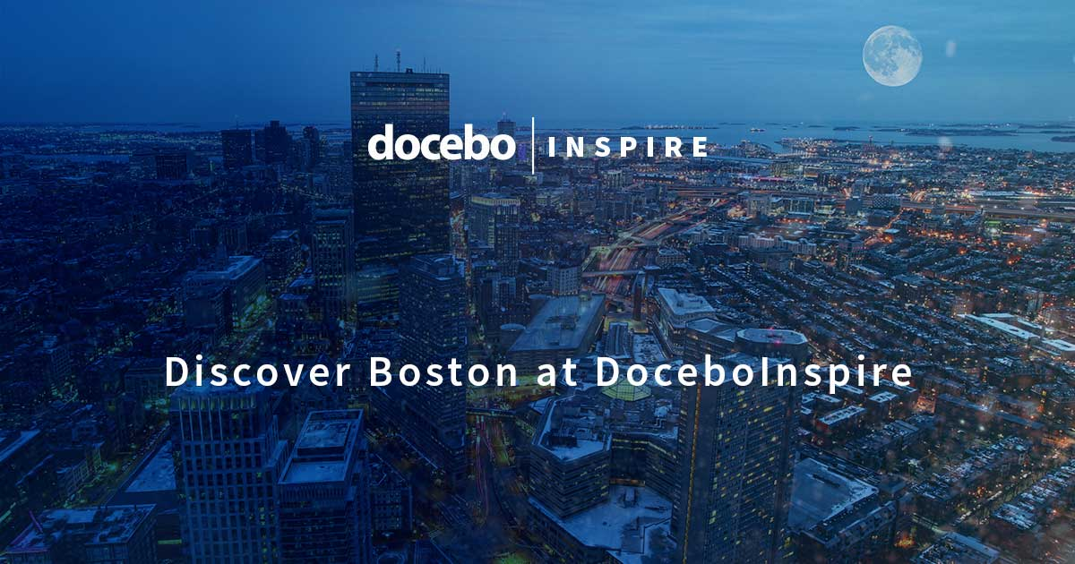 DoceboInspire Boston