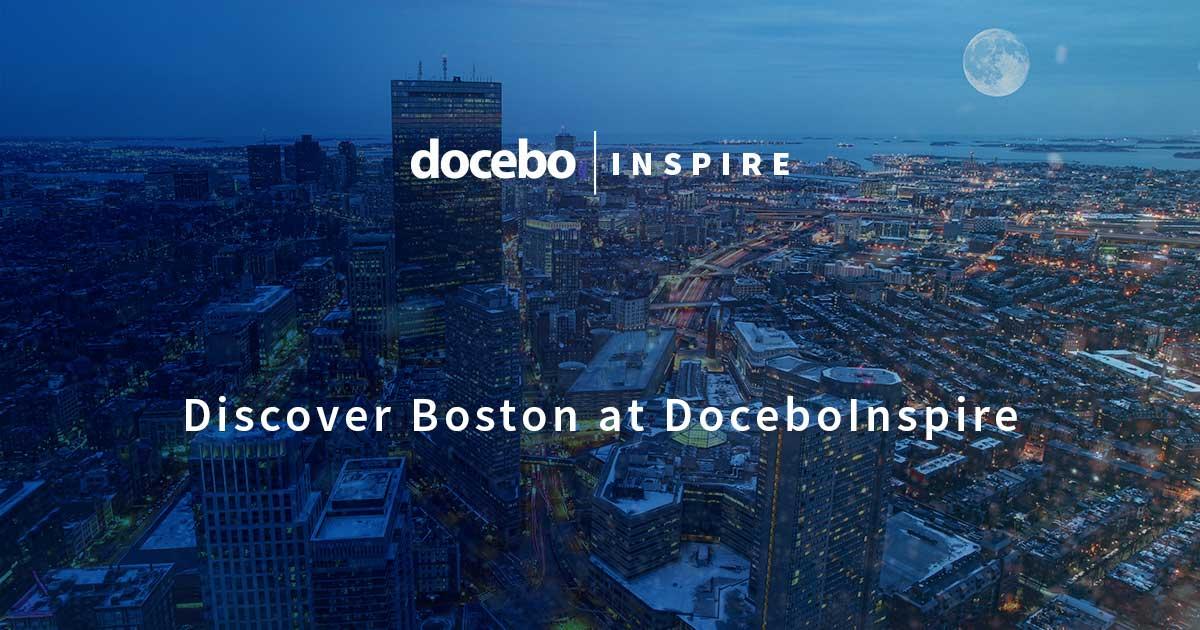 DoceboInspire Boston