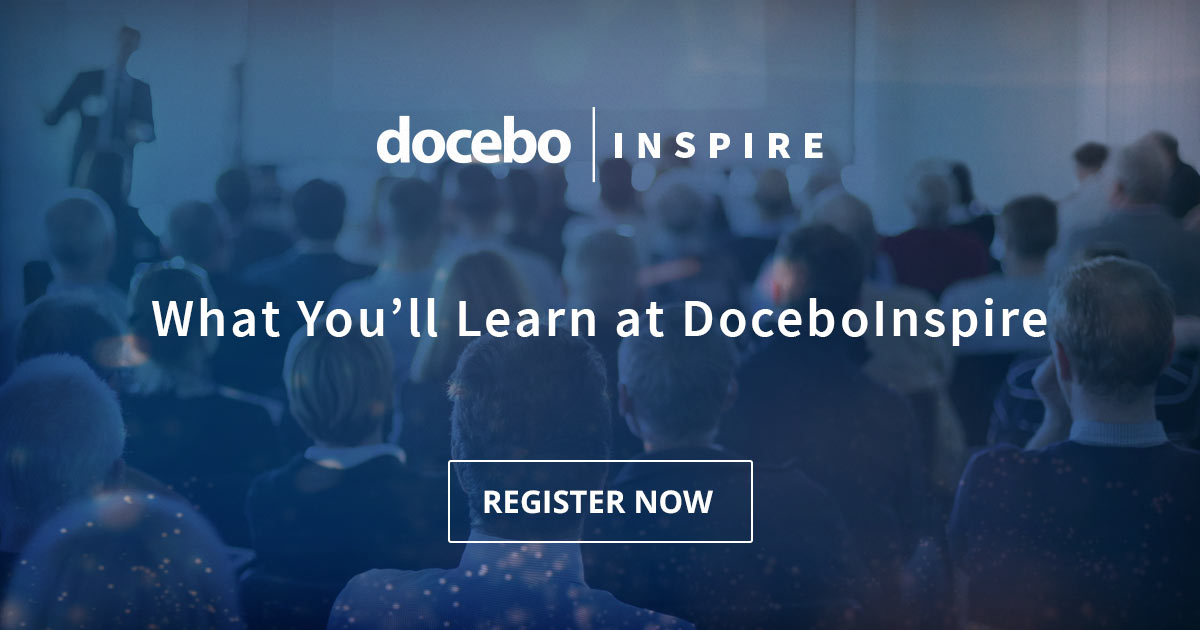 DoceboInspire Sessions