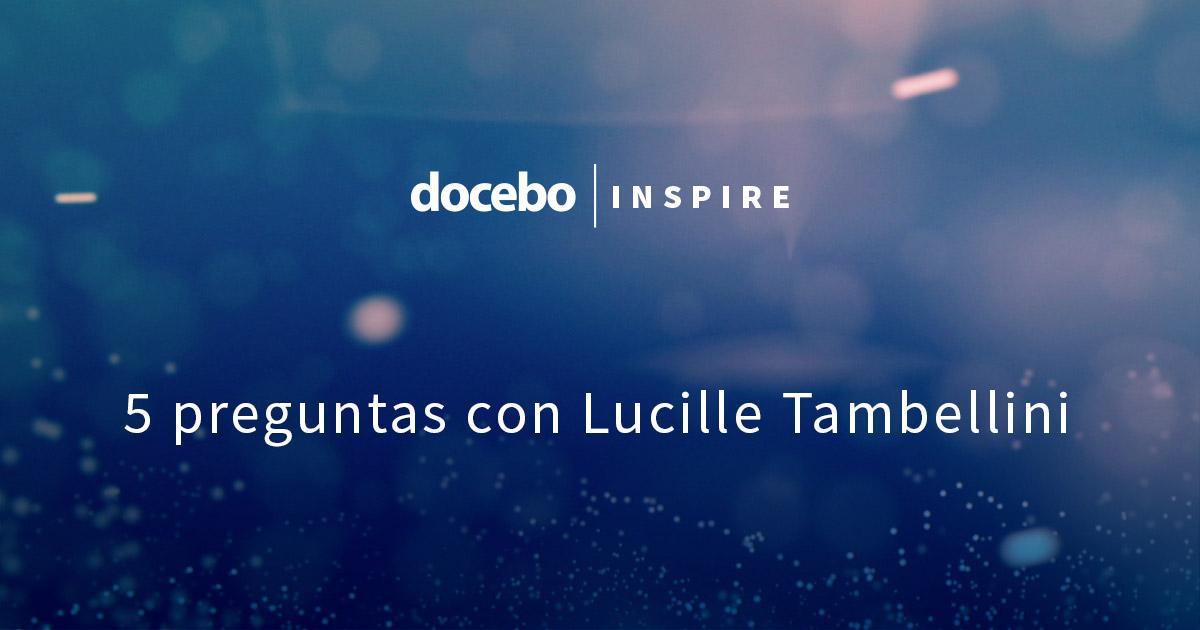 Lucille Tambellini DoceboInspire