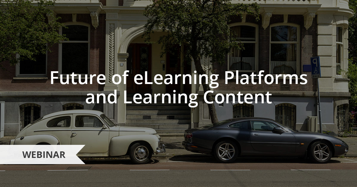 Future of eLearning Platforms and Content