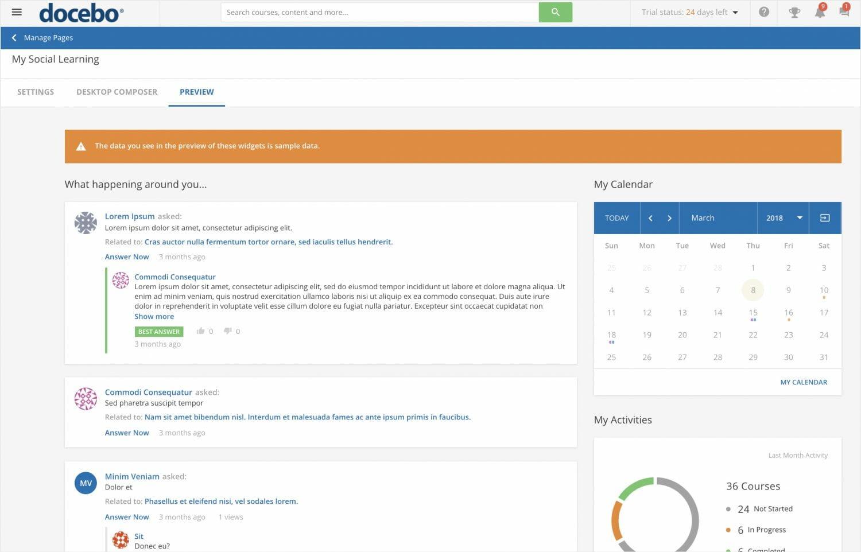 Crea pagine personalizzate senza mettere mano al codice della piattaforma