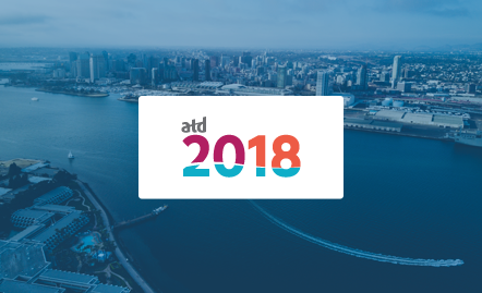 Docebo at ATD 2018 in San Diego, USA