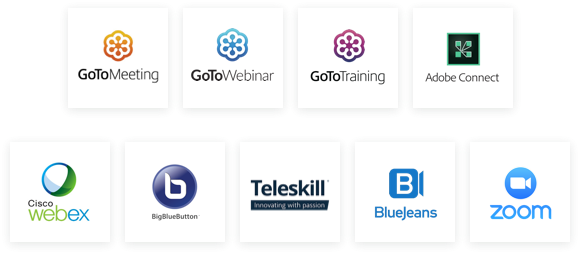 Connect your LMS with Docebo web conferencing integrations