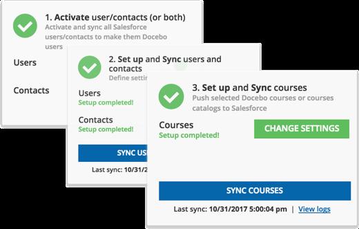 Robust API integrations for your learning platform – Docebo