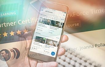 Esplora il futuro del Mobile Learning