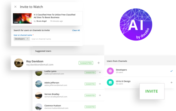 AI Gets The Right Content in Front of The Right People