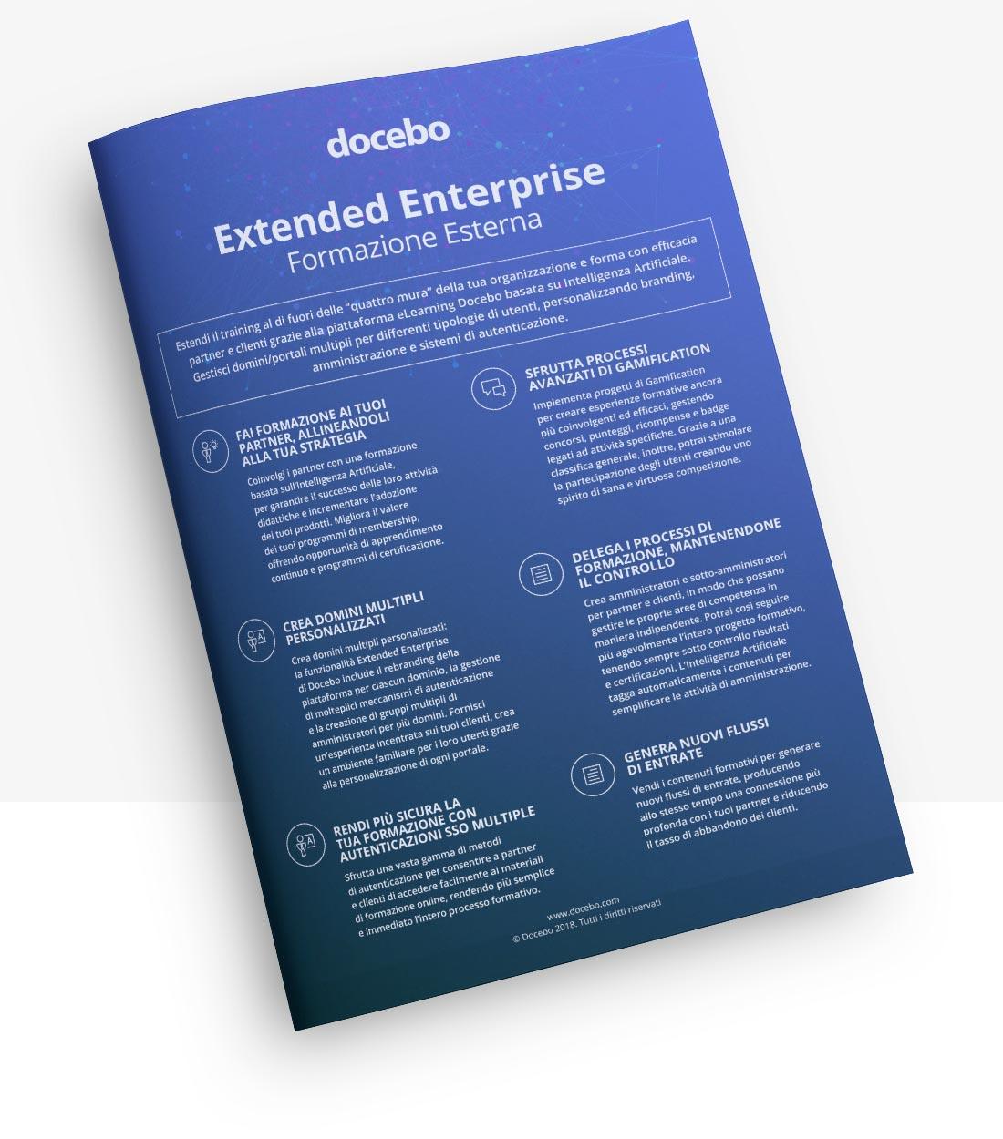 Docebo Extended Enterprise