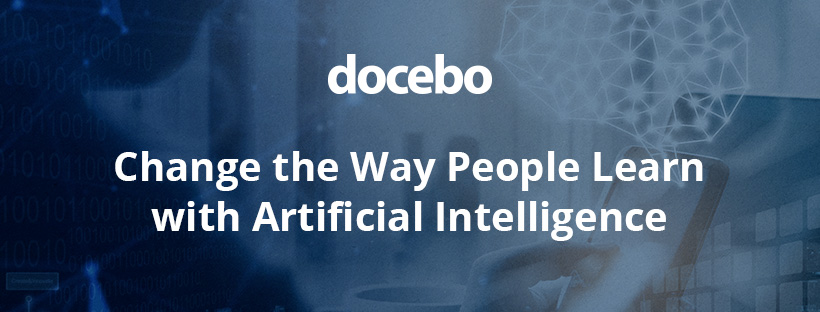 artificial intelligence - Docebo 7.5