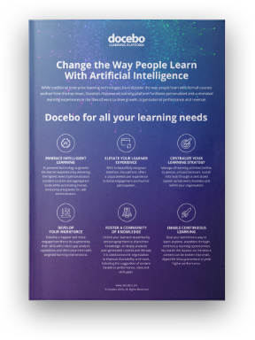 Docebo Learning Platform