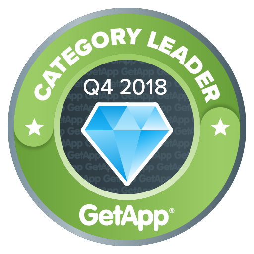 GetApp Category Leader 2018