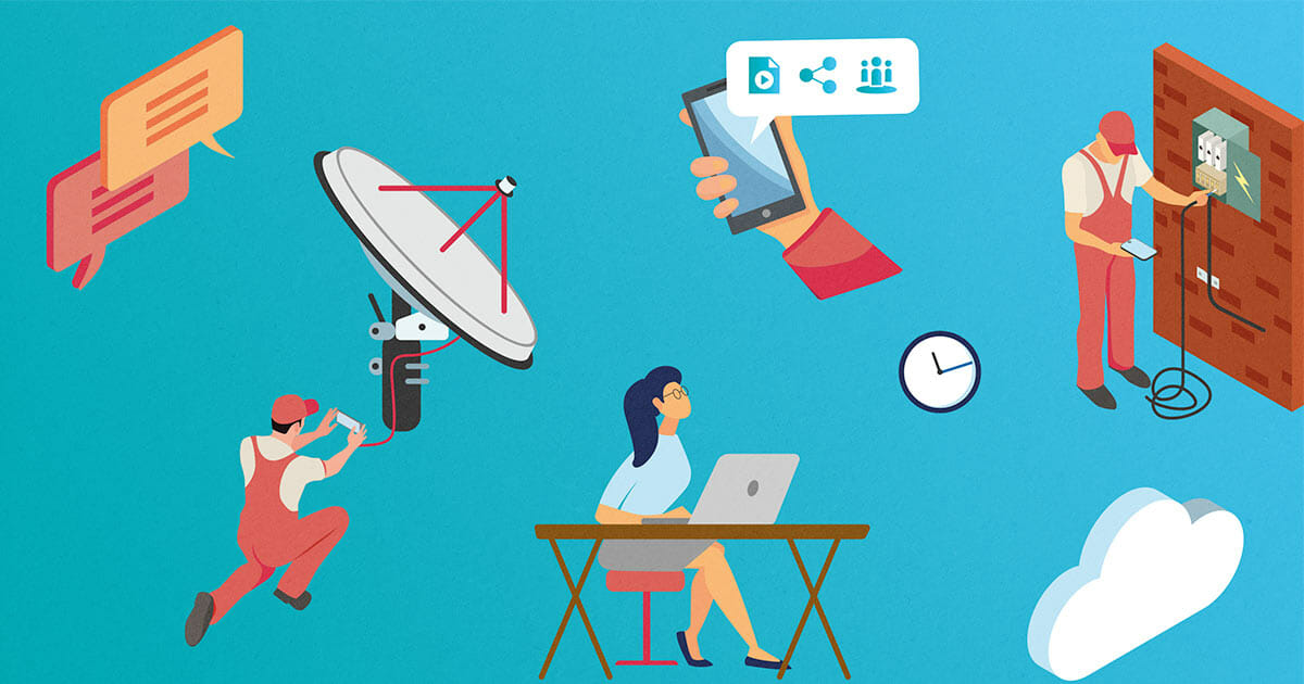 Uncover the value of social learning in the workplace in this infographic