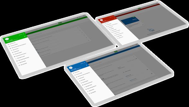 Créez des portails personnalisés au nom de l'entreprise