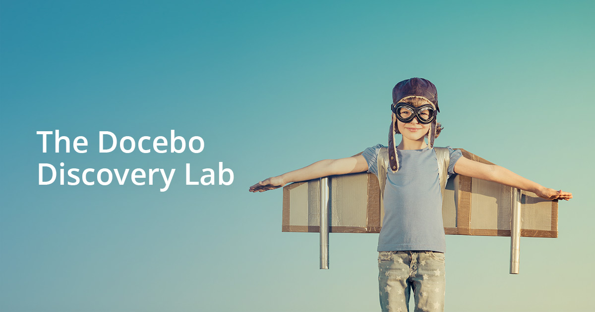 Docebo Artificial Intelligence LMS