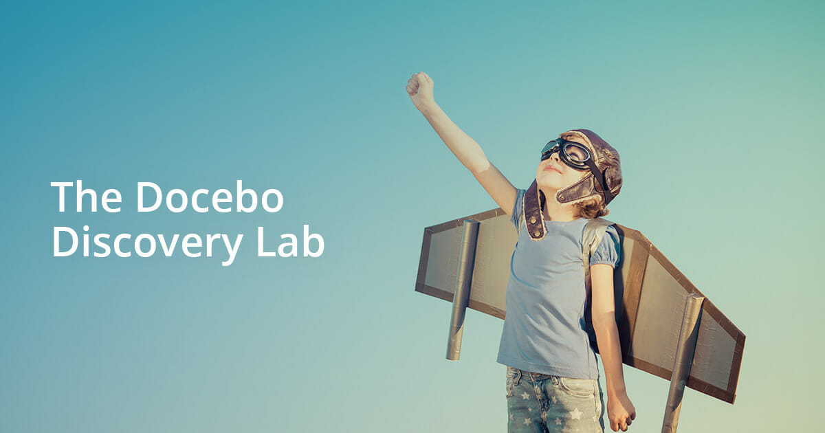 Docebo Discovery Lab explores the Innovative technology at Docebo