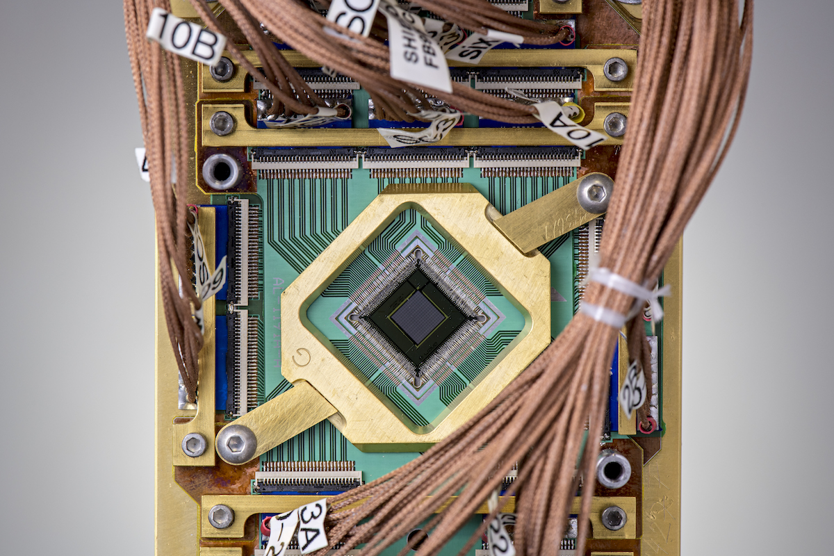D-Wave Quantum Processing Unit