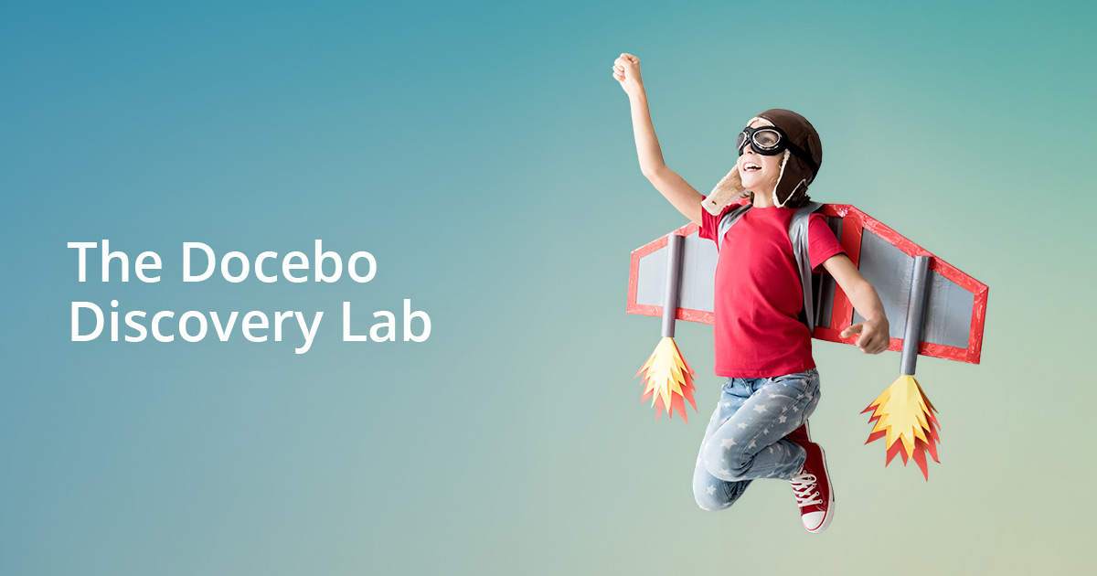 Discover how Docebo's streamlined product experience boosts learner engagement.
