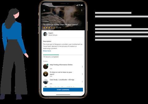 Offrez une expérience confortable et centrée sur l'utilisateurs, à vos clients et partenaires.
