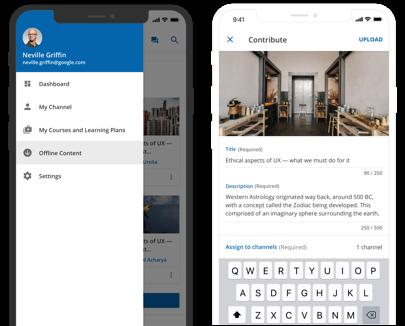Personalizza la tua app per il mobile learning