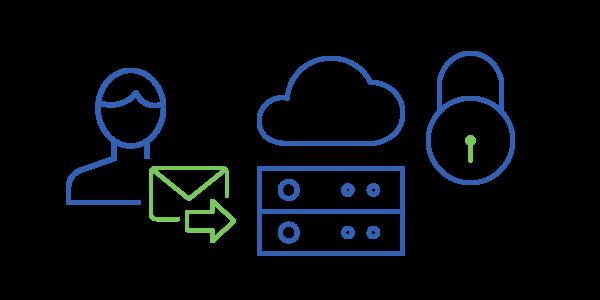 Le e-mail inviate dalla tua piattaforma sono convalidate dal tuo server di posta elettronica