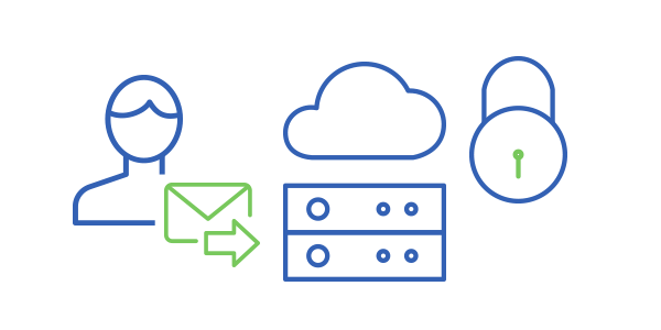 DKIM e-mail security avoids the risk that notifications sent from your learning platform don't bypass your learners' inboxes