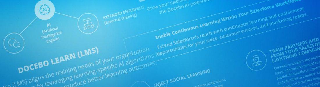 Presentamos el nuevo Docebo para Salesforce